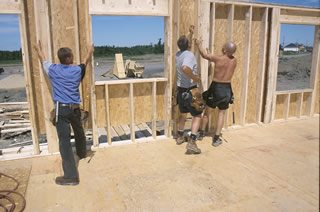 Agriculture home construction 9 - Commercial Insurance