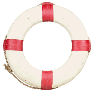 Health Red and white life saver 1 - Home